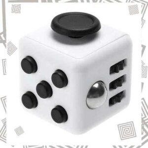 fidget zadka zagakostka super cube łamigłówka