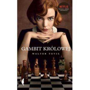 gambit królowej, szachy, zagadki. któż nie słyszał o serialu Netflix - Gambit królowej..