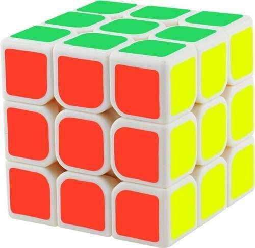 YJ MoYu GuanLong 3x3x3 white to kostka wręcz idealna dla pierwszych przygód z kostkami rubika. Będzie nie tylko wspaniałą rozrywką dla początkujących