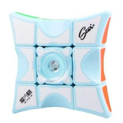 QiYi 1x3x3 Super Floppy Blueto jedna z najlepszych układanek/zabawek! Mnóstwo ludzi stało się jej fanem