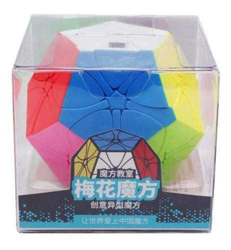 Oryginalna kostkaRediminix Cube Stickerlessod MoYuto trafny wybór. Polecana przez wielu kostka MoYu Rediminix Cube Stickerlessto super model zarówno do nauki układania jak i do prób czasowych i bicia rekordów. Wymiary oraz waga gwarantują dobrą zabawę. MoYuzadbał o wygodę optymalizując wagę i rozmiary kostki i stosując przy jej wykonaniu wysokiej jakości tworzywo. Bezpieczeństwo kostki potwierdza certyfikat CE.