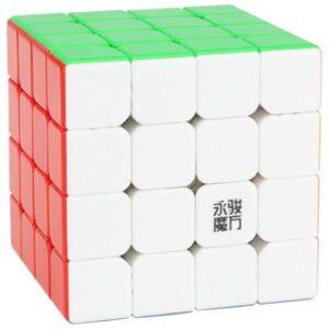 Oryginalna kostka Yusu 4x4 V2 M StickerlessodYJo układzie4x4to trafny wybór. Polecana przez wielu kostka YJ Yusu 4x4 V2 M Stickerlessto super model zarówno do nauki układania jak i do prób czasowych i bicia rekordów. Wymiary oraz waga gwarantują dobrą zabawę.YJzadbał o wygodę optymalizując wagę i rozmiary kostki i stosując przy jej wykonaniu wysokiej jakości tworzywo. Bezpieczeństwo kostki potwierdza certyfikat CE.