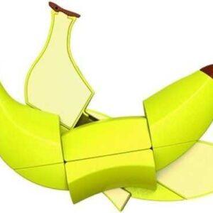 Sprawdź się! Łamigłówka banan składa się z obracających w każdą stronę elementów. Poprawia motorykę