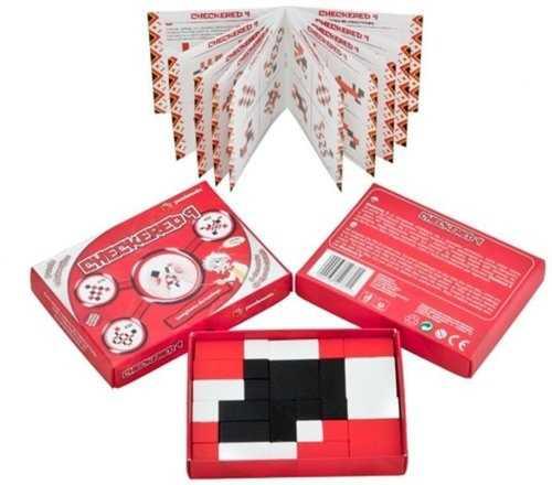 Puzzle - seria Checkered 9. Checkered 9 to łamigłówka składająca się z dziewięciu elementów