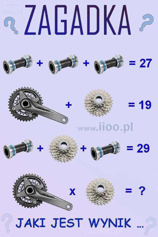 super zagadka rowerowa - nr 2