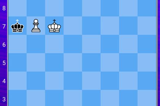 dwuchodówka, zagadka szachowa, zagadka logiczna, ciekawa zagadka na logikę, jaki ruch daje mat Koniecznie sprawdź inne zagadki szachowe - w naszym dziale z zagadkami; Polecamy też inne zagadki szachowe lub popraw sobie humor w dziale